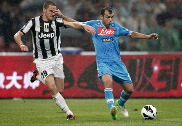 Napoli are not aiming for second place, says Pandev