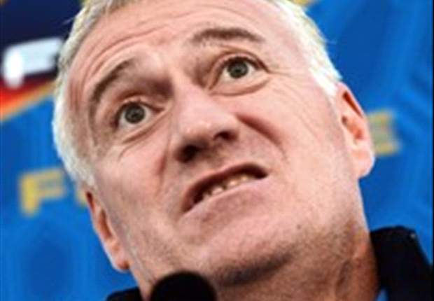 Deschamps delighted with Giroud & Benzema form
