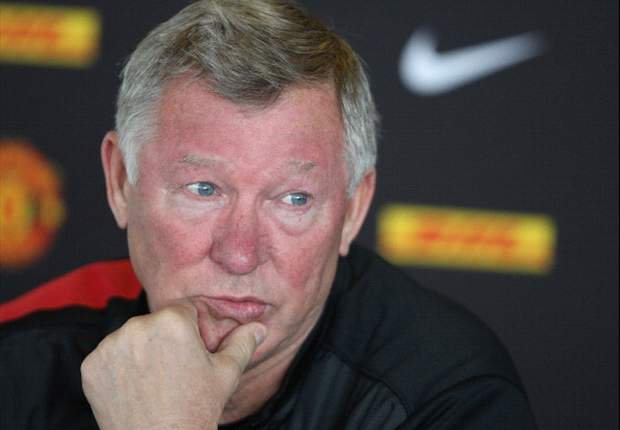 Sir Alex Ferguson hails Manchester United's new partnership with Toshiba as a 'big signing'