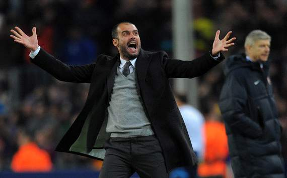 Pep Guardiola exigi vender a Villa, Piqu, Cesc y Dani Alves para renovar, afirma agente