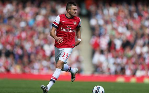 Jenkinson happy to be a part of Arsenal's British core