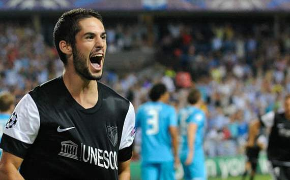 Manchester City make Isco top January target ahead of Falcao &amp; Jovetic