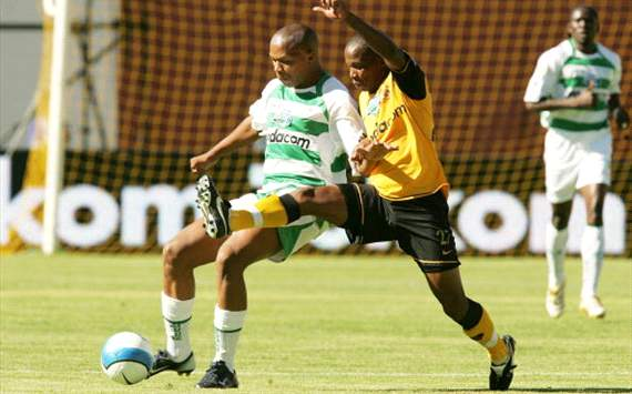 Kaizer Chiefs and Bloemfontein Celtic