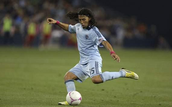 Roger Espinoza - Sporting KC