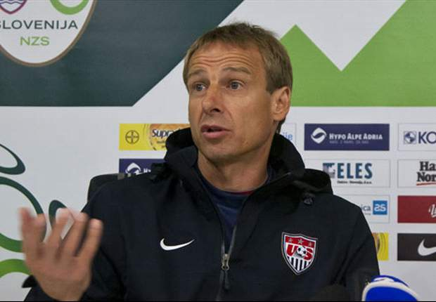 Klinsmann demands three points against Antigua and Barbuda