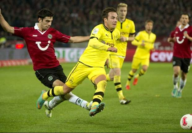 Ambitious Gotze happy at Dortmund but wants more titles
