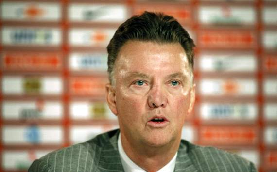 Van Gaal: Guardiola follows the Van Gaal philosophy