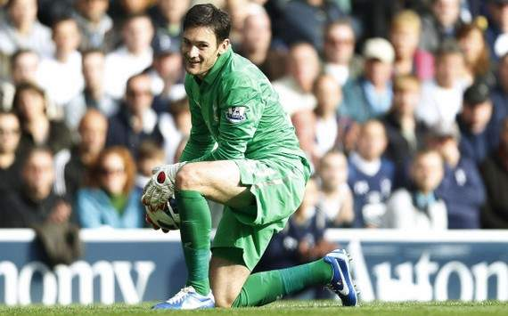Lloris enjoying life at Tottenham