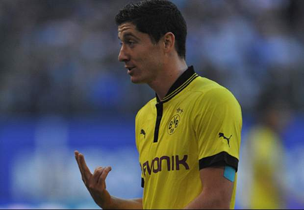 Juventus set sights on Lewandowski