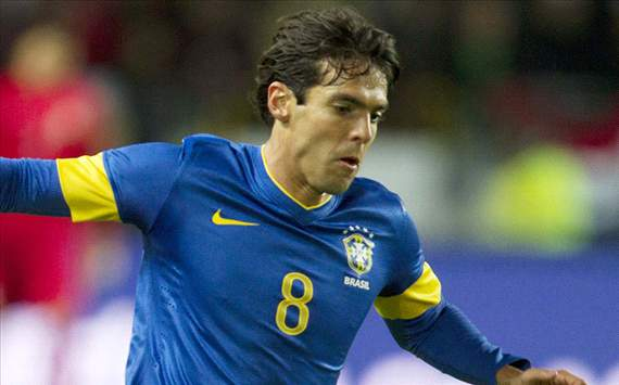 The time has come for Brazil to consign Kaka to the past
