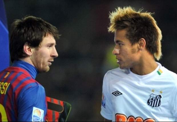 Neymar: Playing alongside Messi would be a dream