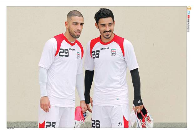 تخمین قیمت بازیکنان ایرانی در بازار جهانی : دژآگه با اختلاف گرانترین است / خلعت 1.5 میلیون یورو