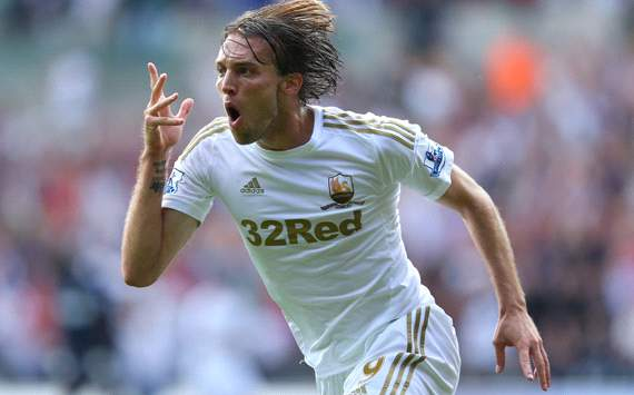 Swansea confident of keeping Michu at the Liberty Stadium