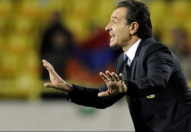 Prandelli: We were right to experiment against France