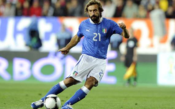 Andrea Pirlo - Italy