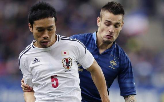 Friendly : Mathieu Debuchy vs Yuto Nagatomo (France vs Japan)