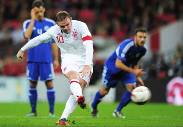 Rooney unworried by claims of not starring for England since Euro 2004