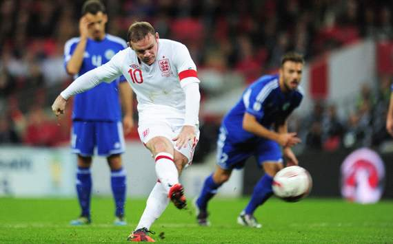 Rooney will be the next England captain, says boss Hodgson