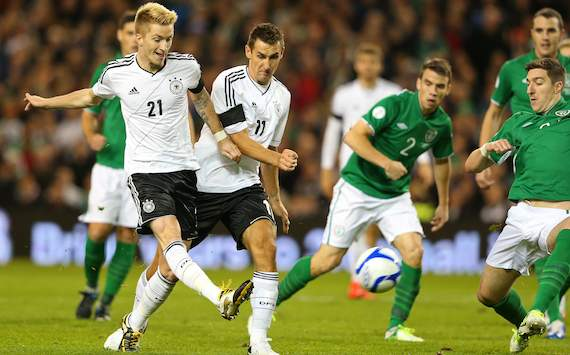 World Cup Qualification, Ireland - Germany, Marco Reus