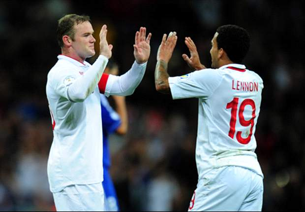 Captain Rooney 'extremely proud' to be in England's top five goalscorers