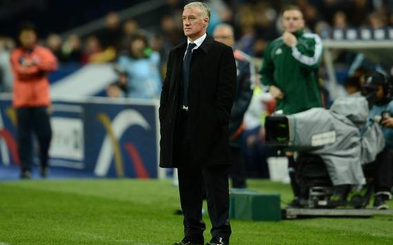 Deschamps: Spain are better than France