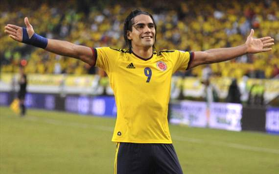 Falcao urges focus in World Cup qualifiers