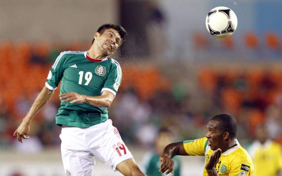 Oribe Peralta, Mexico vs Guyana (Getty)