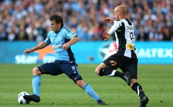 Alessandro Del Piero - Sydney-Newcastle