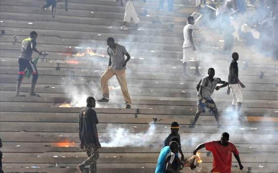 Caf to announce ruling on Dakar violence in the Senegal - Ivory Coast match last month