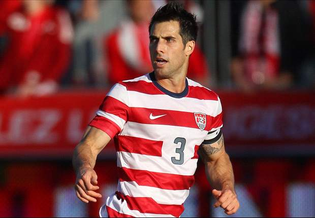 Carlos Bocanegra learning new lessons playing with Spain's Racing Santander