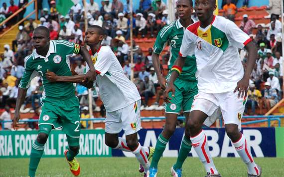 NFF tasks Caf on fair officiating of U-17 match between Mali and Nigeria