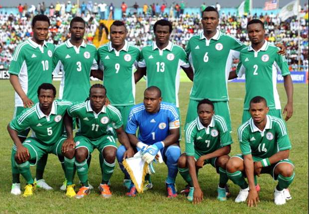 Nigeria announce final Afcon squad of 23 players