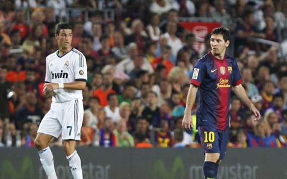 FOKUS: Lionel Messi & Cristiano Ronaldo - Dari Anak Cengeng Hingga Pemain Paling Top Dunia