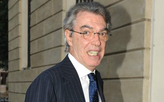 AC Milan are taking a gamble with Balotelli, says Moratti