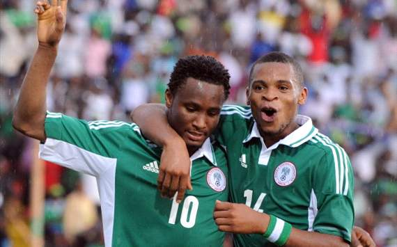Mikel Obi, Obiorah Nwankwo - Nigeria
