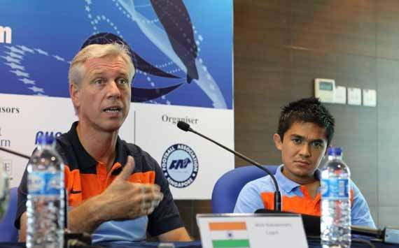 We gave away the ball easily - India coach Wim Koevermans