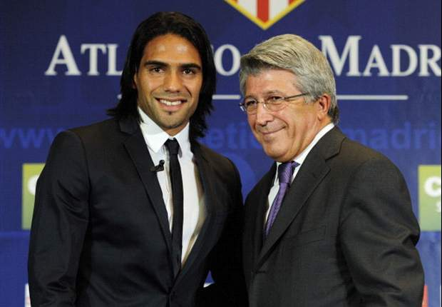 Cerezo: Atletico Madrid cannot stop Falcao leaving