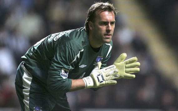 Westerveld says Sociedad injections were nothing to do with doping