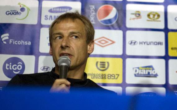 DFB plotted Klinsmann sacking, claims former president