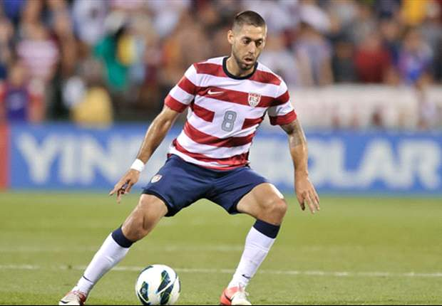 Clint Dempsey named U.S. Soccer's 2012 Male Athlete of the Year