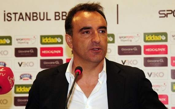 Galatasaray must make Champions League sacrifice to win league, insists Carvalhal
