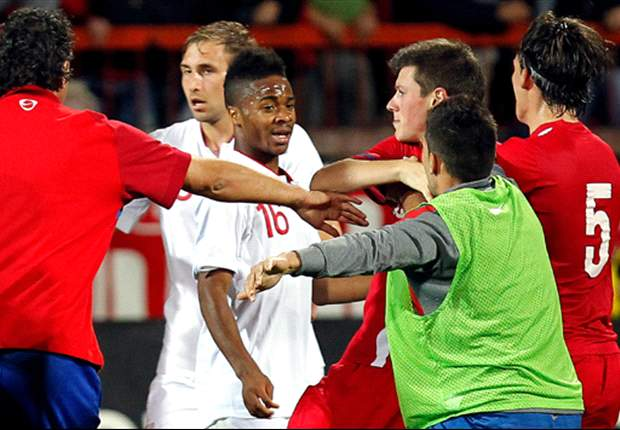 England Under-21s subjected to 'a lot of racist abuse', says Henderson