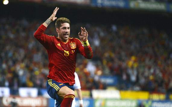Ramos: I opted to be a footballer because it was less dangerous than bullfighting
