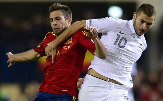 Alba: France were too strong in the second-half