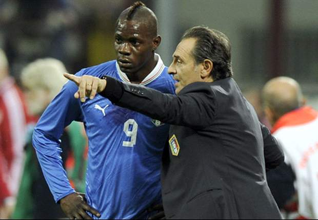 'I still believe in him' - Prandelli backs Manchester City star Balotelli