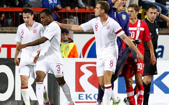Uefa to appeal Serbia-England Under-21 punishments