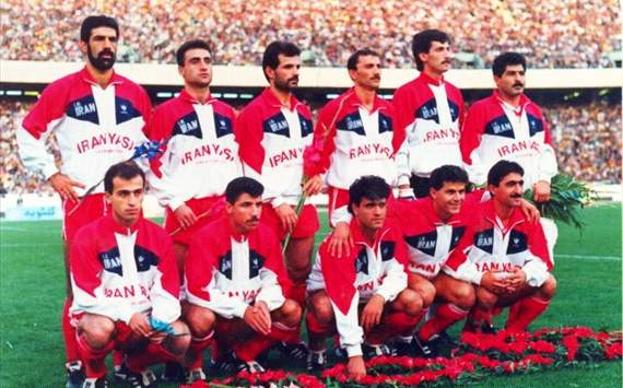 پرسپولیس قهرمان آسیا در سال 1990