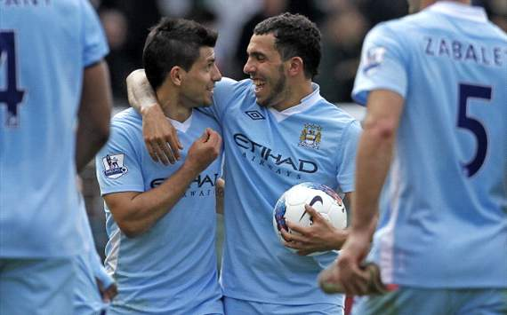 Super Striker Series - Manchester City's millions assembles deadly quartet