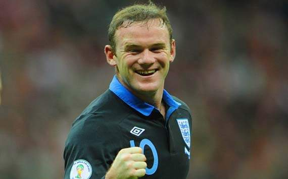 FIFA 2014 World Cup Qualifier; Wayne Rooney; Poland Vs England