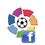 صفحة الدوري الإسباني على الفيسبوك